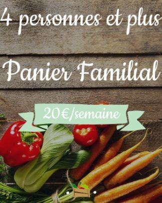 Panier Familial Produit