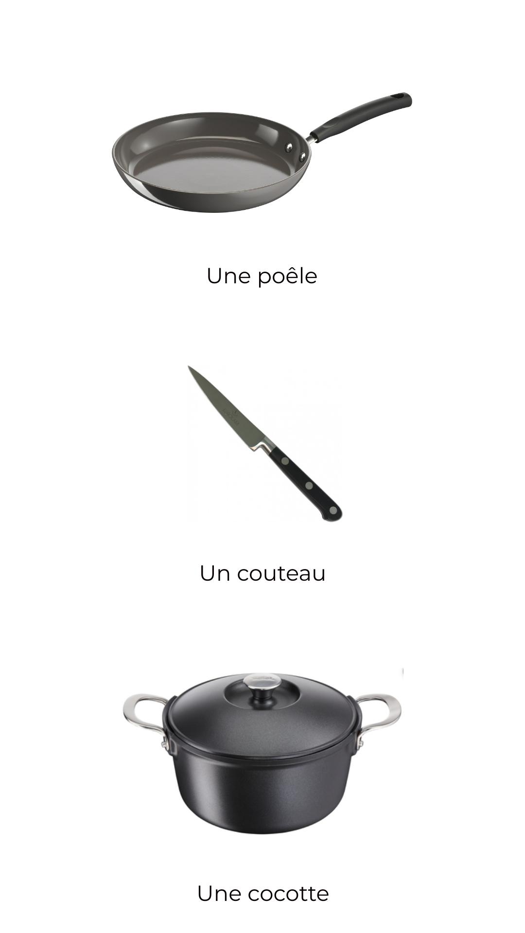 Ustensiles - soupe de courge butternut