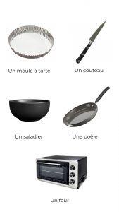 Ustensiles - Crème brûlée courge-cannelle