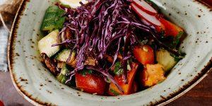 Bowl vegan